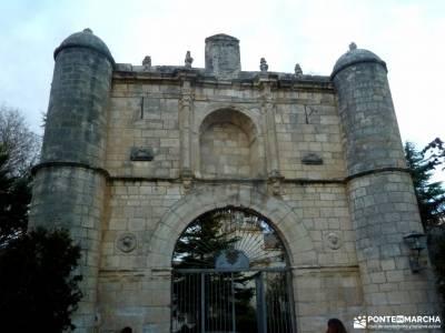 Urueña-Villa del Libro; la panera segovia valle de jerte calas alicante pueblos cerca de madrid